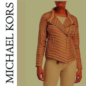 MICHAEL KORS DOWN-FILLED PACKABLE JACKET
